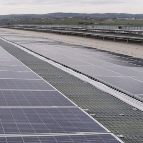 Acquisition of solar assets in Rome